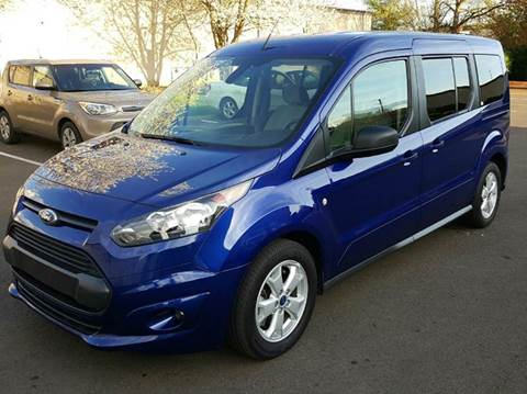 2015 Ford Transit Connect Wagon for sale at Beaverton Auto Wholesale LLC in Aloha OR
