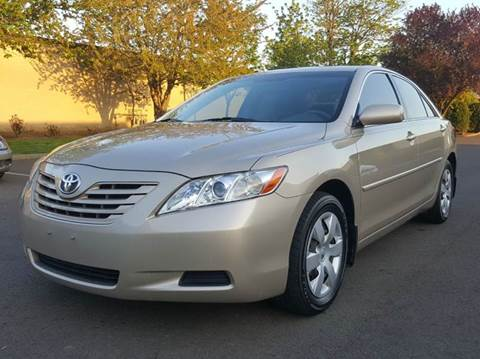 2008 Toyota Camry for sale at Beaverton Auto Wholesale LLC in Hillsboro OR