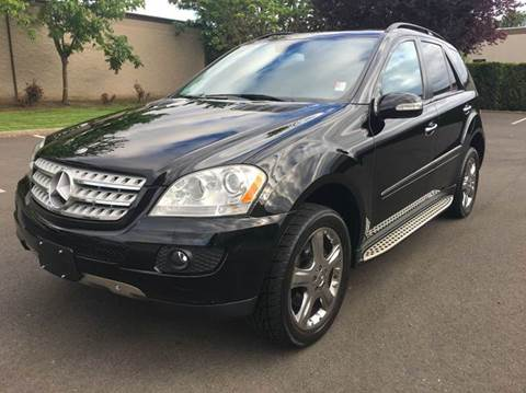 2007 Mercedes-Benz M-Class for sale at Beaverton Auto Wholesale LLC in Aloha OR