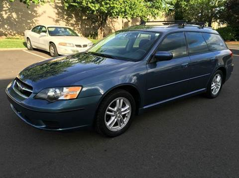 2005 Subaru Legacy for sale at Beaverton Auto Wholesale LLC in Aloha OR
