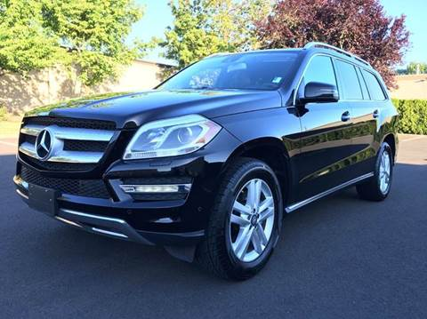 2014 Mercedes-Benz GL-Class for sale at Beaverton Auto Wholesale LLC in Aloha OR