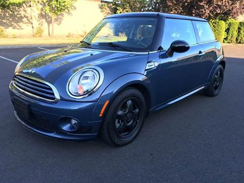 2010 MINI Cooper for sale at Beaverton Auto Wholesale LLC in Aloha OR