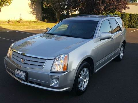 2006 Cadillac SRX for sale at Beaverton Auto Wholesale LLC in Aloha OR