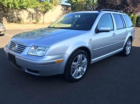2004 Volkswagen Jetta for sale at Beaverton Auto Wholesale LLC in Aloha OR