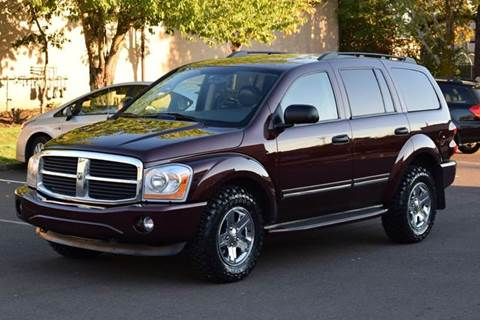 2005 Dodge Durango for sale at Beaverton Auto Wholesale LLC in Aloha OR
