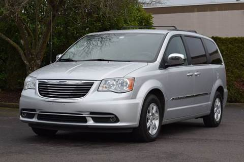 2011 Chrysler Town and Country for sale at Beaverton Auto Wholesale LLC in Aloha OR