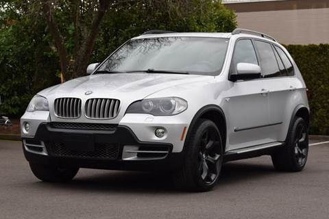 2008 BMW X5 for sale at Beaverton Auto Wholesale LLC in Aloha OR