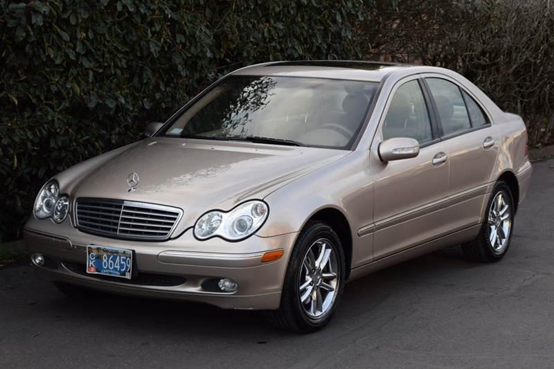 2001 Mercedes-Benz C-Class for sale at Beaverton Auto Wholesale LLC in Hillsboro OR