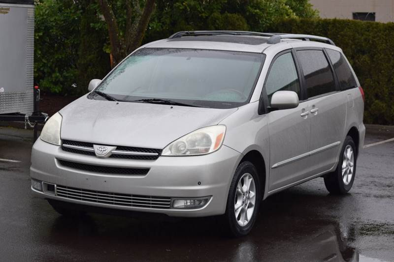 2005 Toyota Sienna XLE Limited 7 Passenger AWD 4dr Mini Van   Aloha OR