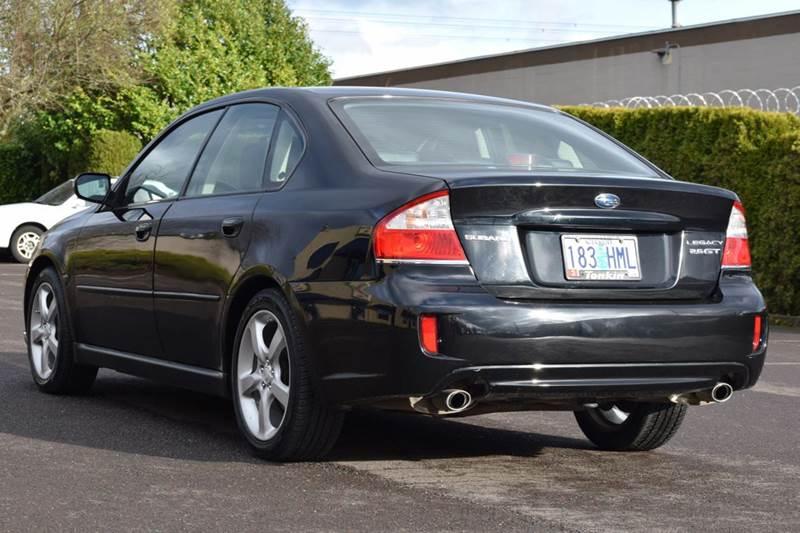 2008 Subaru Legacy 25i Limited Awd 4dr Sedan 4a In Aloha Or