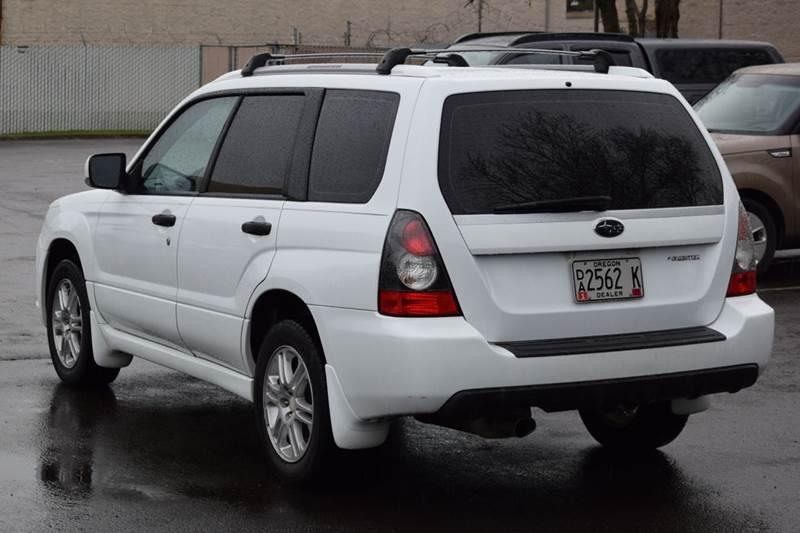 2008 Subaru Forester Sports 2 5 X Awd 4dr Wagon 4a In Aloha Or