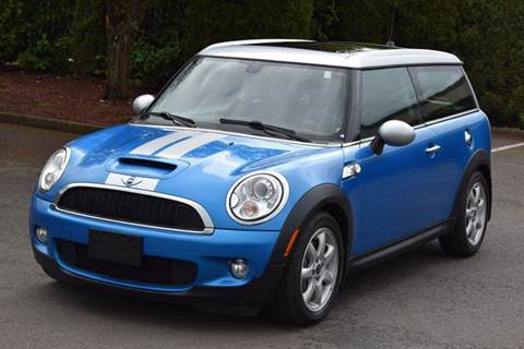 2008 MINI Cooper Clubman for sale at Beaverton Auto Wholesale LLC in Aloha OR
