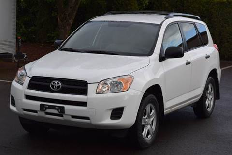 2009 Toyota RAV4 for sale at Beaverton Auto Wholesale LLC in Aloha OR