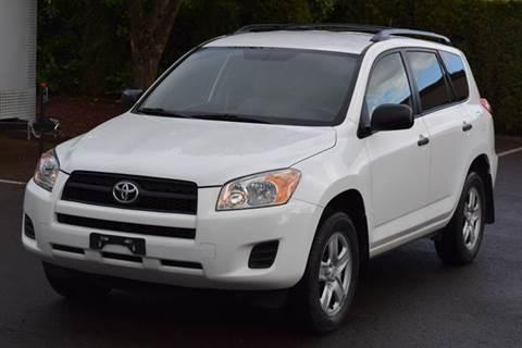 2009 Toyota RAV4 for sale at Beaverton Auto Wholesale LLC in Hillsboro OR
