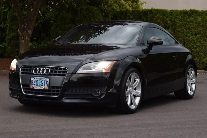 2008 Audi TT for sale at Beaverton Auto Wholesale LLC in Aloha OR