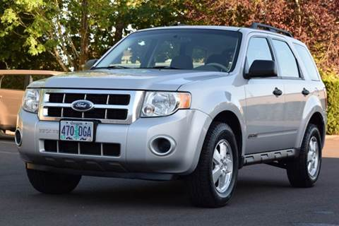 2008 Ford Escape for sale at Beaverton Auto Wholesale LLC in Aloha OR
