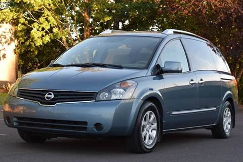 2008 Nissan Quest for sale at Beaverton Auto Wholesale LLC in Hillsboro OR