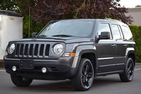 2015 Jeep Patriot for sale at Beaverton Auto Wholesale LLC in Aloha OR