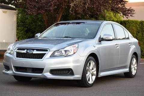 2014 Subaru Legacy for sale at Beaverton Auto Wholesale LLC in Aloha OR