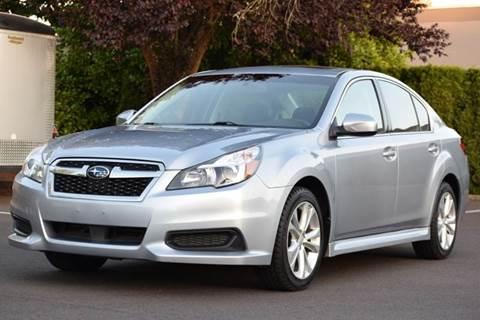 2014 Subaru Legacy for sale at Beaverton Auto Wholesale LLC in Hillsboro OR