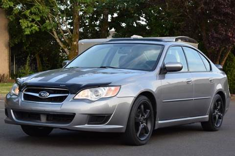 2009 Subaru Legacy for sale at Beaverton Auto Wholesale LLC in Aloha OR