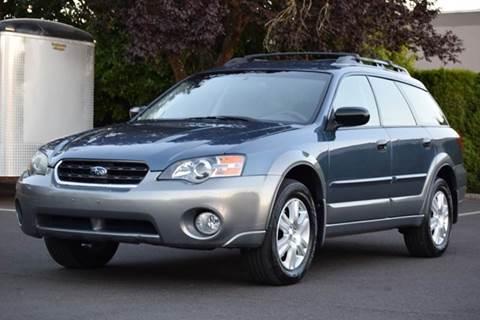2005 Subaru Outback for sale at Beaverton Auto Wholesale LLC in Aloha OR