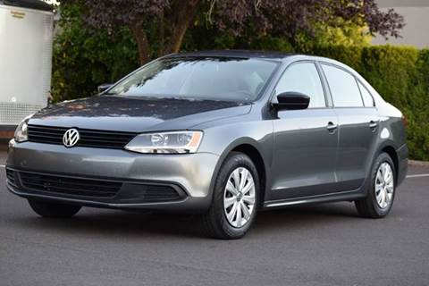 2014 Volkswagen Jetta for sale at Beaverton Auto Wholesale LLC in Aloha OR