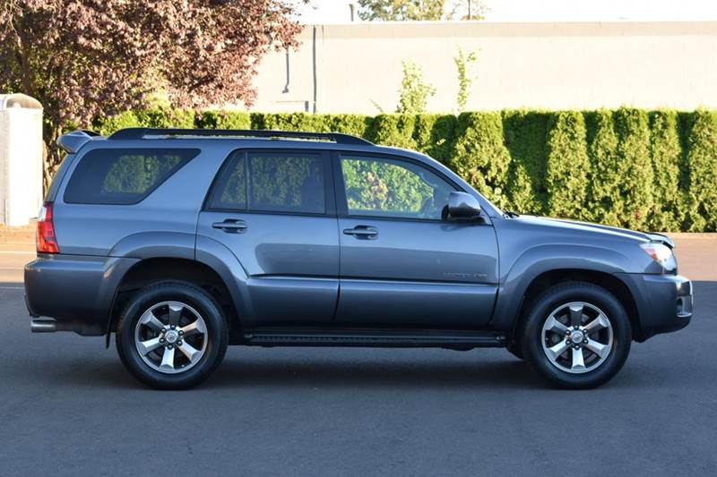 2009 Toyota 4runner Limited 4x4 4dr Suv 40l V6 In Aloha Or