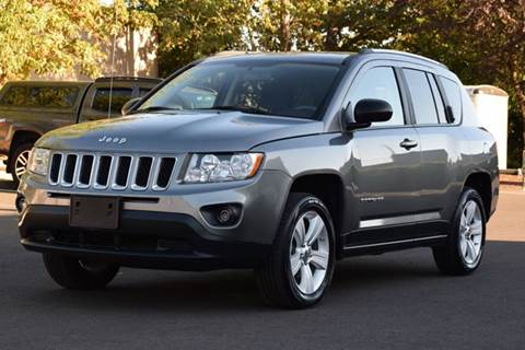 2011 Jeep Compass for sale at Beaverton Auto Wholesale LLC in Aloha OR