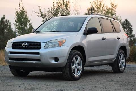 2007 Toyota RAV4 for sale at Beaverton Auto Wholesale LLC in Hillsboro OR