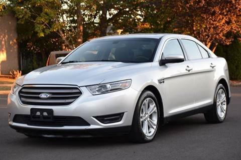 2014 Ford Taurus for sale at Beaverton Auto Wholesale LLC in Aloha OR