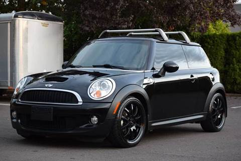 2009 MINI Cooper for sale at Beaverton Auto Wholesale LLC in Aloha OR
