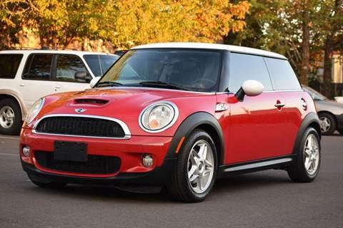 2009 MINI Cooper for sale at Beaverton Auto Wholesale LLC in Hillsboro OR