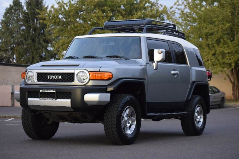 2009 Toyota FJ Cruiser Base 4x4 4dr SUV 5A   Aloha OR