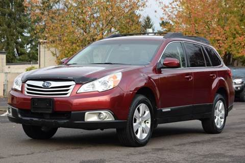 2012 Subaru Outback for sale at Beaverton Auto Wholesale LLC in Aloha OR