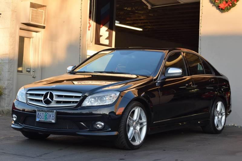 2008 Mercedes-Benz C-Class for sale at Beaverton Auto Wholesale LLC in Hillsboro OR