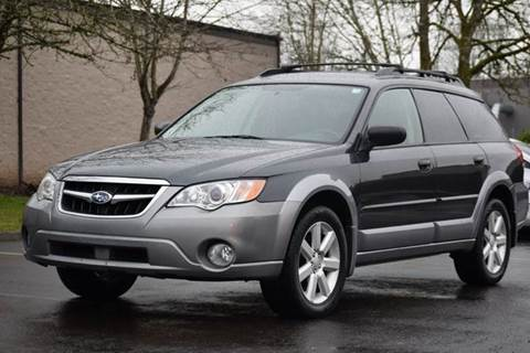 2009 Subaru Outback for sale at Beaverton Auto Wholesale LLC in Aloha OR