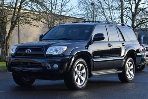 2006 Toyota 4Runner for sale at Beaverton Auto Wholesale LLC in Aloha OR