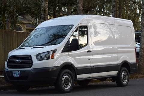 2017 Ford Transit Cargo for sale at Beaverton Auto Wholesale LLC in Aloha OR