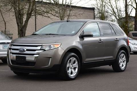 2013 Ford Edge for sale at Beaverton Auto Wholesale LLC in Aloha OR