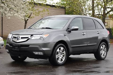 2007 Acura MDX for sale at Beaverton Auto Wholesale LLC in Aloha OR