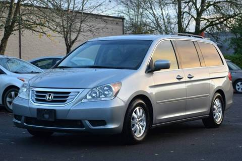 2010 Honda Odyssey for sale at Beaverton Auto Wholesale LLC in Hillsboro OR