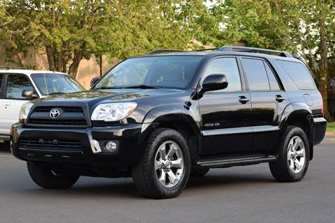 2007 Toyota 4Runner for sale at Beaverton Auto Wholesale LLC in Aloha OR