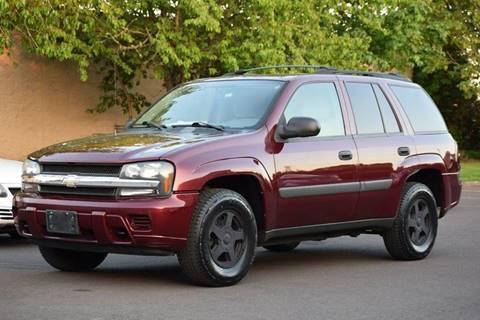 2005 Chevrolet TrailBlazer for sale at Beaverton Auto Wholesale LLC in Aloha OR