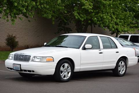 2011 Ford Crown Victoria for sale at Beaverton Auto Wholesale LLC in Aloha OR