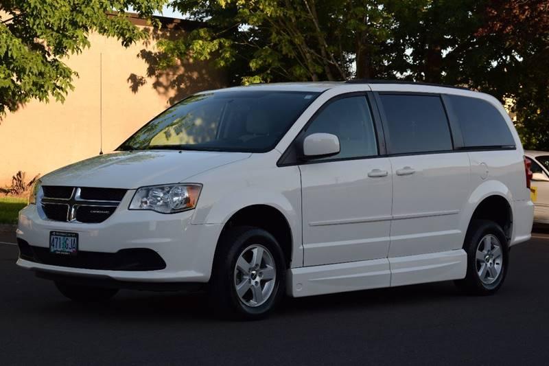 2012 Dodge Grand Caravan for sale at Beaverton Auto Wholesale LLC in Hillsboro OR