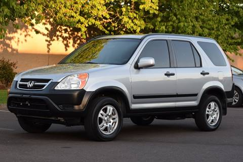 2003 Honda CR-V for sale at Beaverton Auto Wholesale LLC in Aloha OR