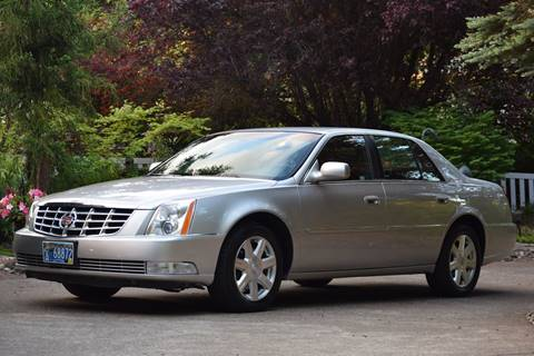 2007 Cadillac DTS for sale at Beaverton Auto Wholesale LLC in Aloha OR