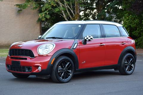 2014 MINI Countryman for sale at Beaverton Auto Wholesale LLC in Aloha OR