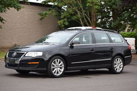 2007 Volkswagen Passat for sale at Beaverton Auto Wholesale LLC in Aloha OR